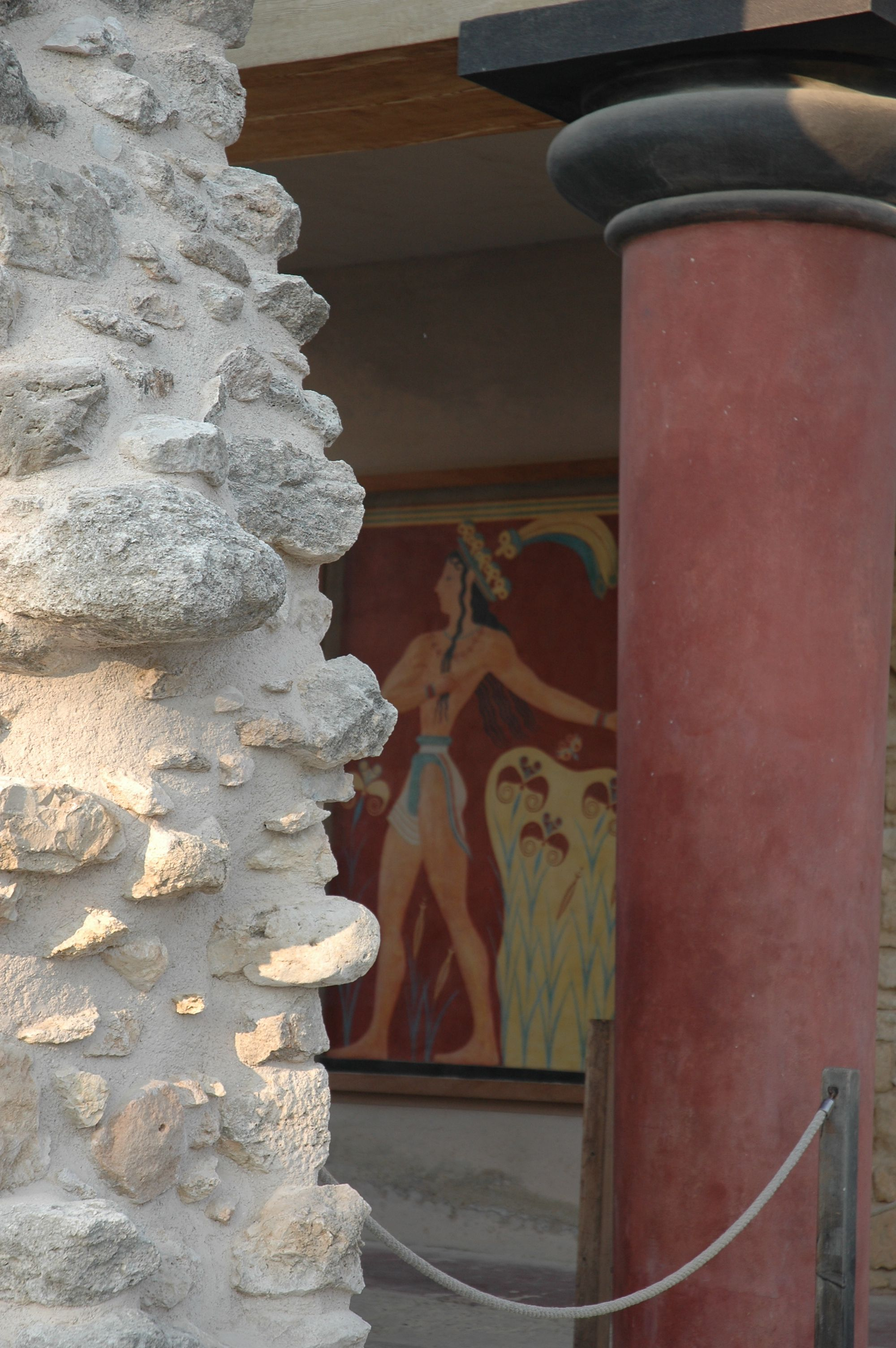Κνωσός, το μυθικό ανάκτορο του Μίνωα