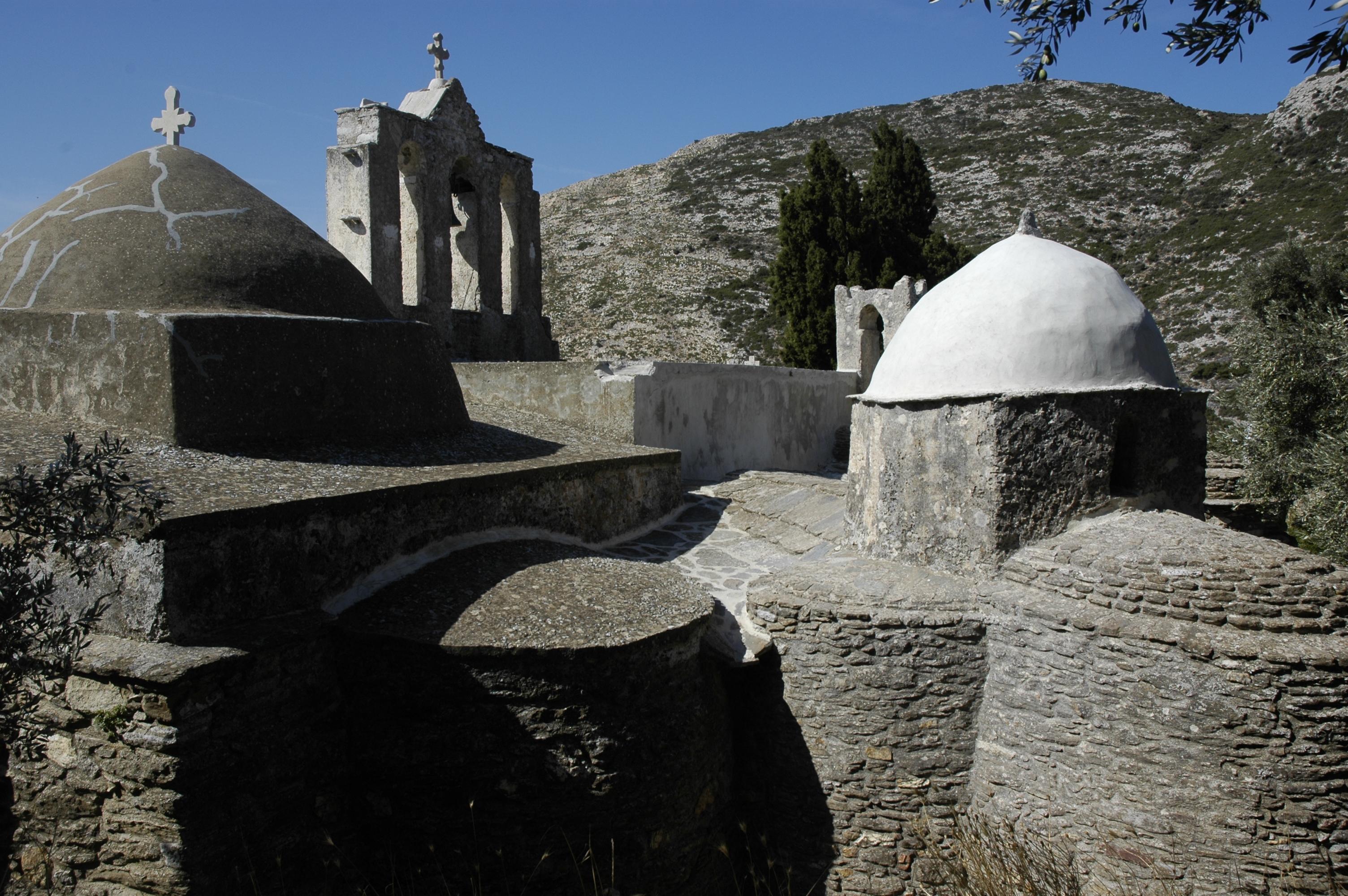 Νάξος: Παναγία η Δροσιανή, η Κερά, η Πρωτόθρονη | in.gr