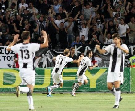 Στόχος επετεύχθη για τον ΠΑΟΚ, 1-0 τη Φενέρμπαχτσε