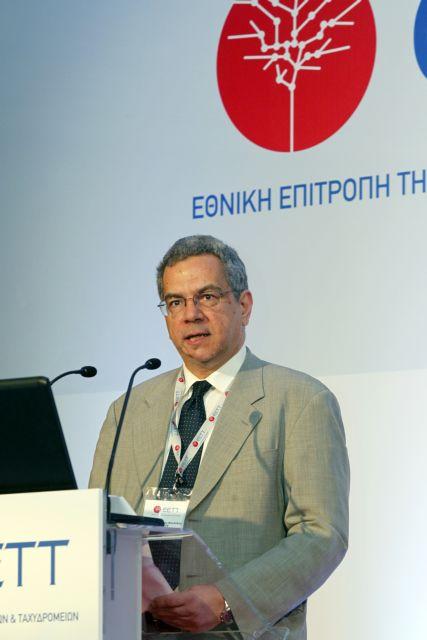 Πως θα μας βγάλουν οι τηλεπικοινωνίες από την κρίση, αναλύει ο πρόεδρος της ΕΕΤΤ
