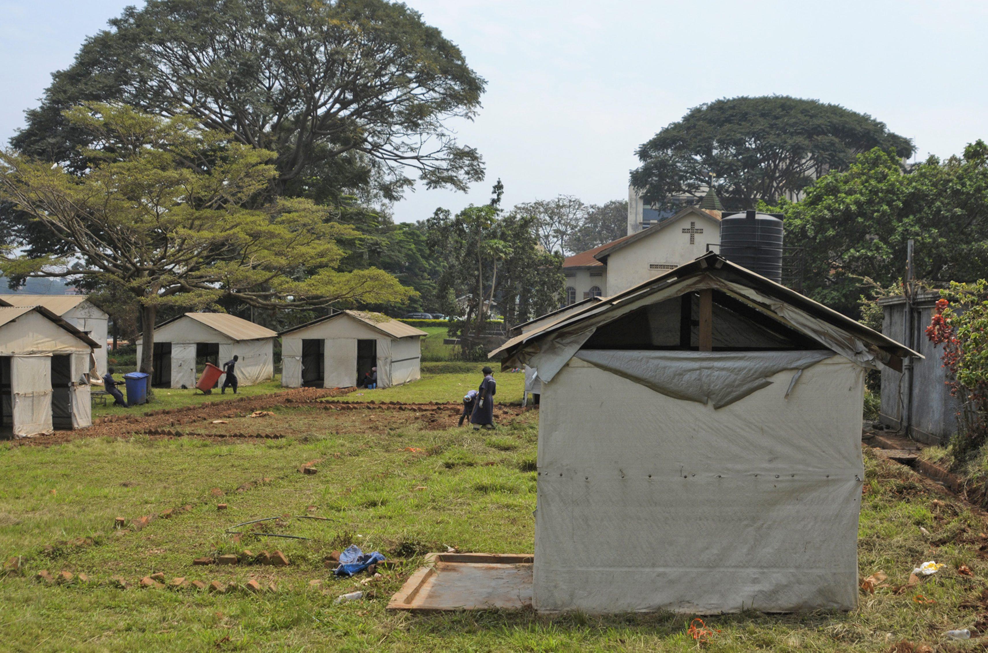 Ουγκάντα: Μάχη των Γιατρών Χωρίς Σύνορα κατά της επιδημίας Έμπολα