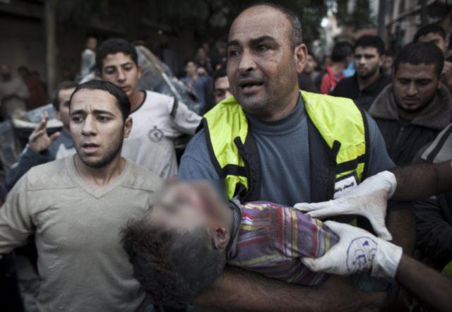Πνίγεται στο αίμα η Γάζα, αντιαεροπορικές σειρήνες στο Τελ Αβίβ
