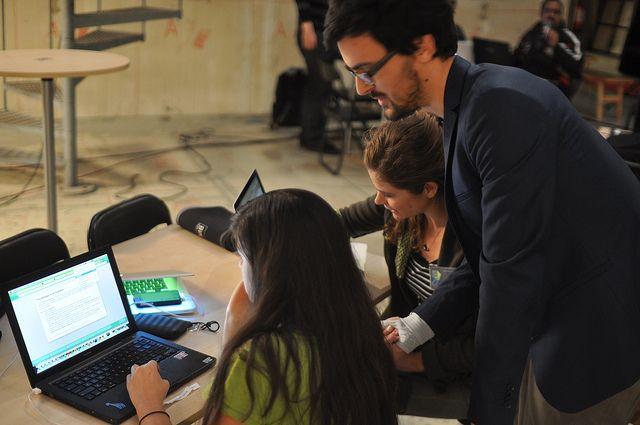 Πράσινος Μαραθώνιος Χάκινγκ με Ανοικτά Δεδομένα για το Περιβάλλον