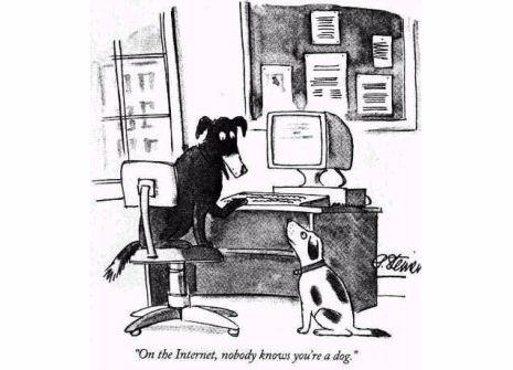 Στο Ίντερνετ, όλοι ξέρουν ότι «Είσαι ό,τι κάνεις Like»