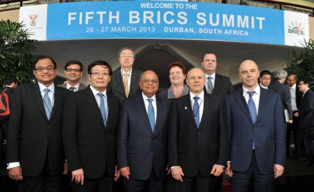 Έτοιμη η Παγκόσμια Τράπεζα για συνεργασία με τη νέα τράπεζα της BRICS