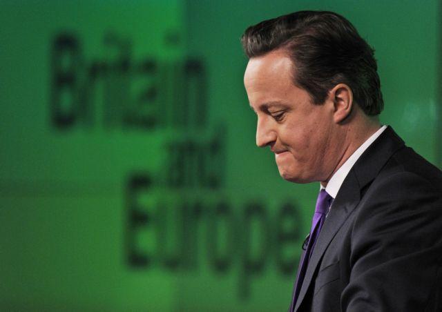 Δημοψήφισμα για παραμονή ή μη στην ΕΕ επιθυμούν οι βρετανοί Συντηρητικοί