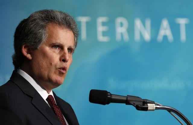 Ανήσυχος για το πρόγραμμα αποκρατικοποιήσεων ο Ντ.Λίπτον του ΔΝΤ