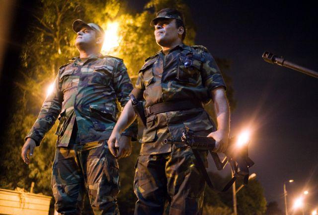 Υπό κράτηση ο Μόρσι, καθήκοντα προέδρου αναλαμβάνει ο Αντλί Μανσούρ