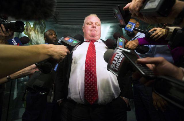 Ο δήμαρχος του Τορόντο παραδέχτηκε ότι κάπνισε κρακ
