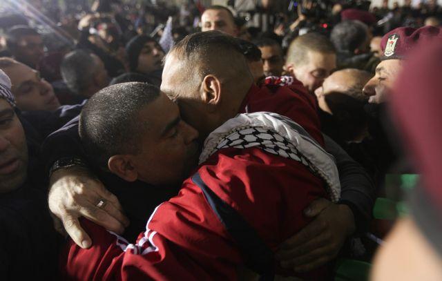 Στην απελευθέρωση 26 παλαιστίνιων κρατούμενων προχώρησε το Ισραήλ
