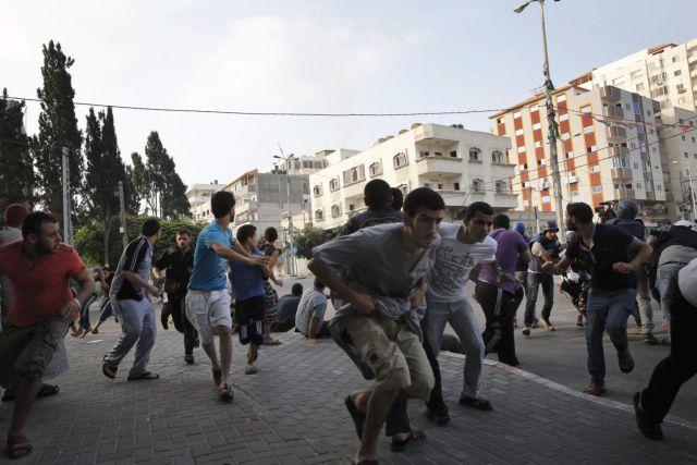 Γάζα: Συνεχίζεται η σύγκρουση, αιχμάλωτος της Χαμάς ισραηλινός στρατιώτης