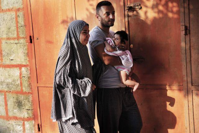 Καταφύγιο σε ελληνορθόδοξη εκκλησία αναζητούν άμαχοι της Γάζας