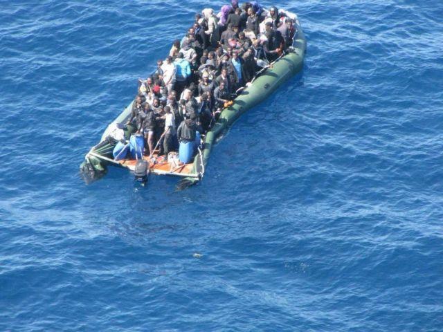 Τουλάχιστον 170 μετανάστες αγνοούνται ανοιχτά της Λιβύης
