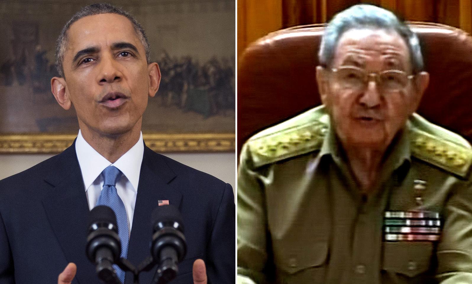 ΗΠΑ-Κούβα: Γράφουν ιστορία, θα αποκαταστήσουν διπλωματικές σχέσεις