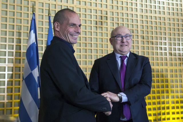 Σαπέν: Νέο συμβόλαιο Ελλάδας – Ευρώπης