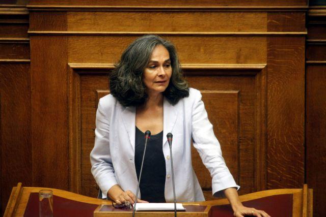 Ανεξαρτητοποιήθηκε η ευρωβουλευτής του ΣΥΡΙΖΑ Σοφία Σακοράφα