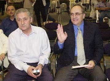 Δραγασάκης και Κουβέλης πρώτοι στη λίστα της ΚΠΕ του Συνασπισμού