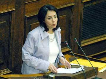 Εκτός Συνασπισμού και Βουλής η Μαρία Δαμανάκη