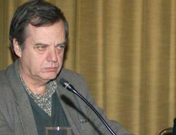 «Έφυγε» ο καθηγητής Φιλοσοφίας, Κοσμάς Ψυχοπαίδης
