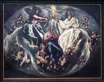 Στο Ίδρυμα Ωνάση η «Στέψη της Θεοτόκου» του Ελ Γκρέκο μετά από δημοπρασία | in.gr