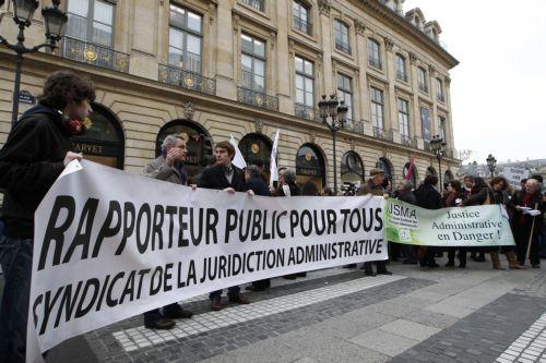 «Εξέγερση» των Γάλλων δικαστών κατά του Νικολά Σαρκοζί
