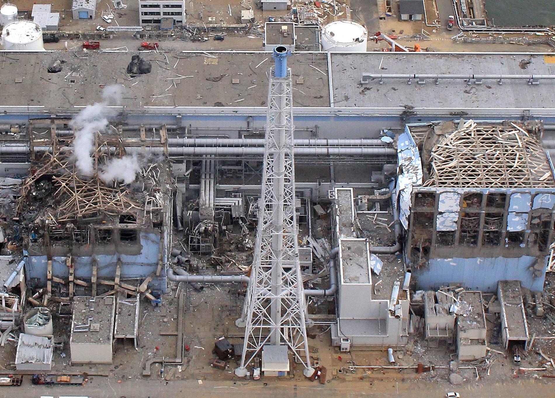 Περιορισμούς των εκπομπών ραδιενεργών