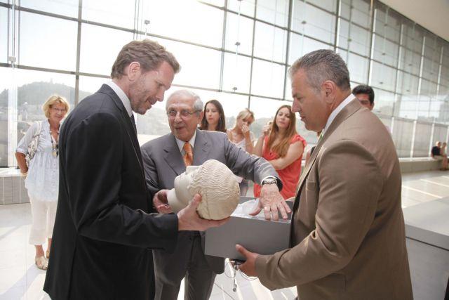 «Το σύγχρονο πρόσωπο της Ελλάδας» αναδεικνύει το Μουσείο Ακρόπολης λέει ο Π.Γερουλάνος