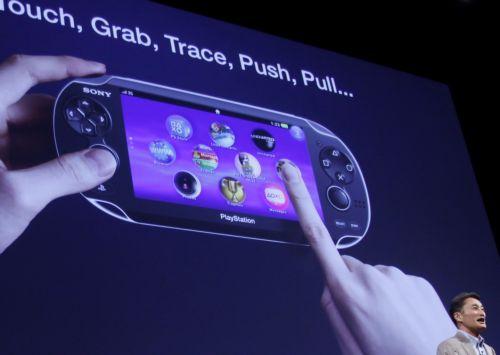 Από τις αρχές Δεκεμβρίου δεκτές παραγγελίες του PS Vita με δώρο