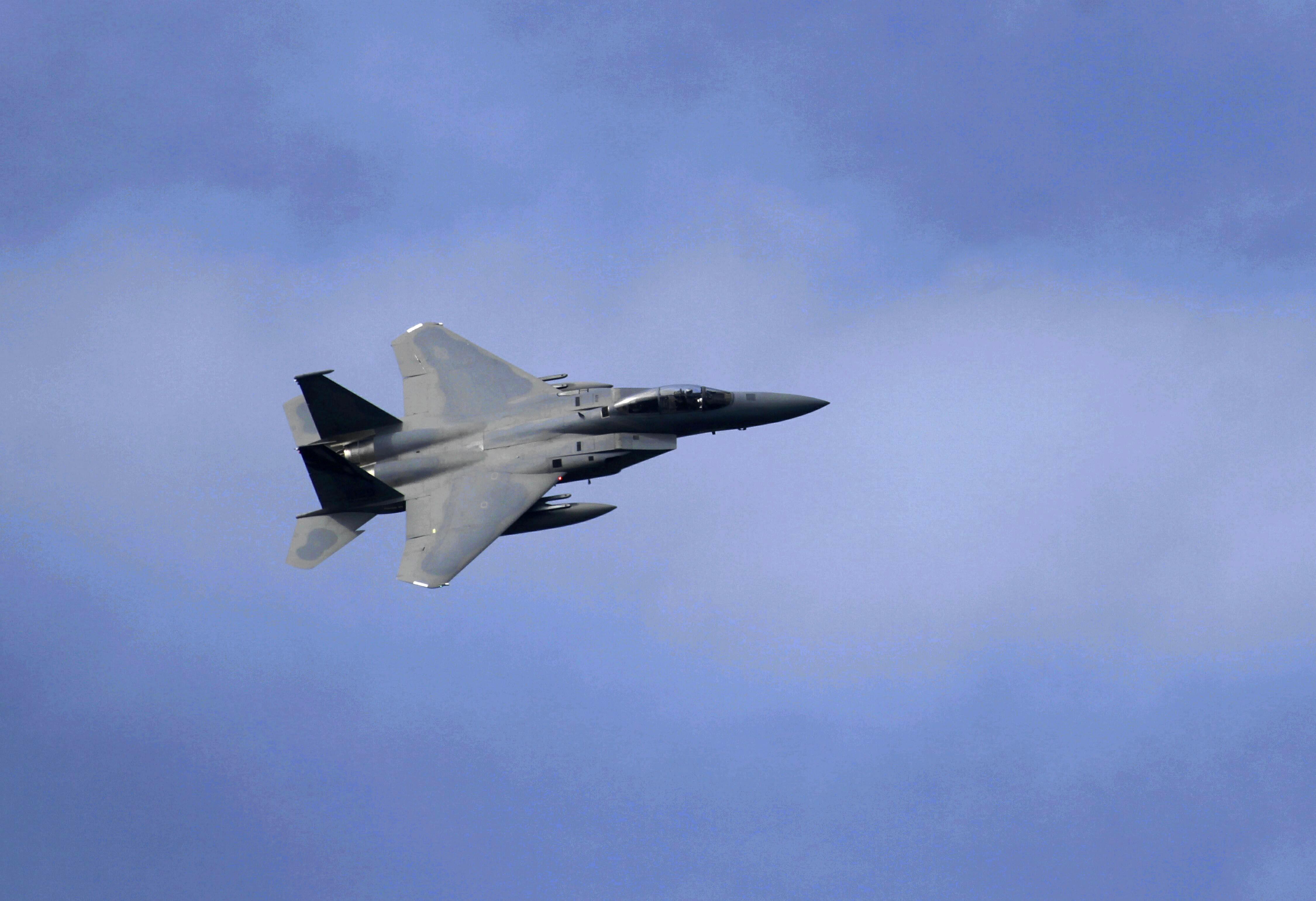 Αμερικανικό μαχητικό κατέρριψε drone του συριακού καθεστώτος