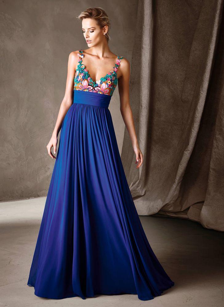 ad6b079a791b Βραδινά φορέματα σε εντυπωσικά χρώματα | in.gr