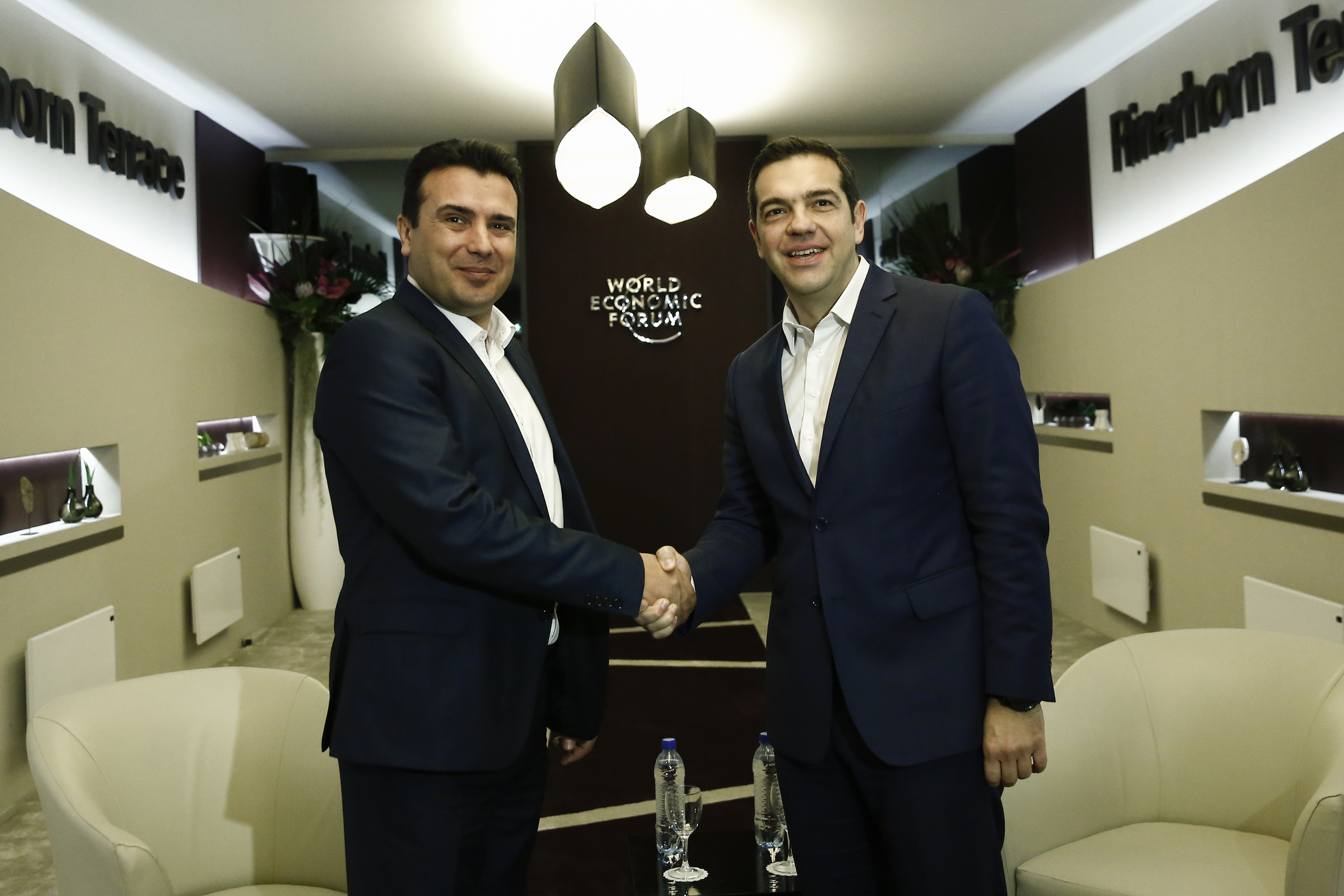 Zaev agrees to change name of Skopje's Alexander the Great Airport,Tsipras to advance FYROM-EU ties