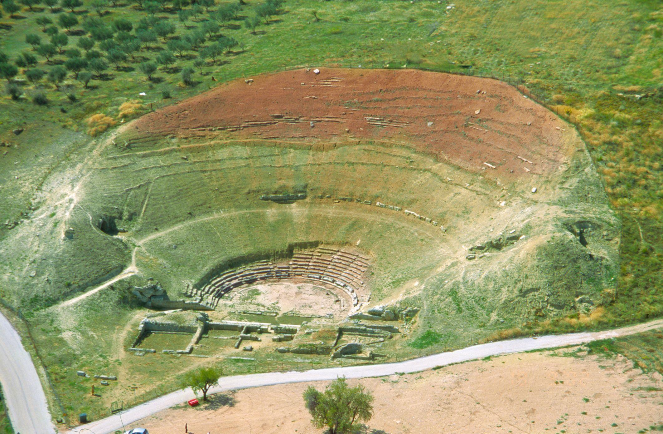 Σικυών Κορινθίας : Το περιώνυμο πνευματικό και καλλιτεχνικό κέντρο της αρχαιότητας