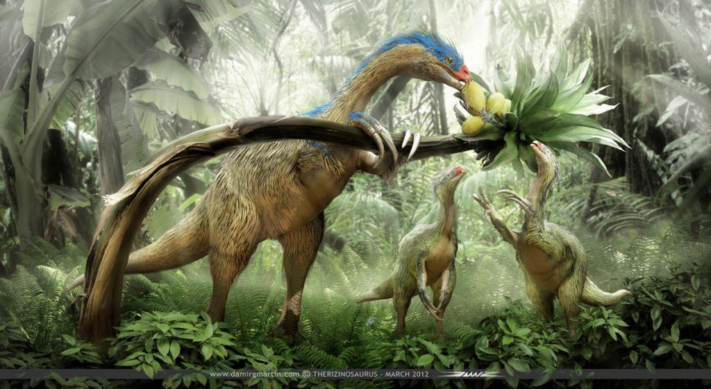 Τροφική δηλητηρίαση εξόντωσε τους δεινοσαύρους;