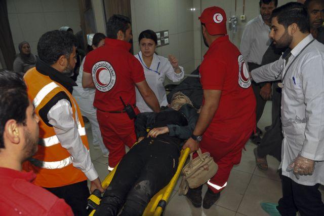 Ντούμα: Αυξάνονται τα θύματα της χημικής επίθεσης – Σε θέση «μάχης» η Ευρώπη