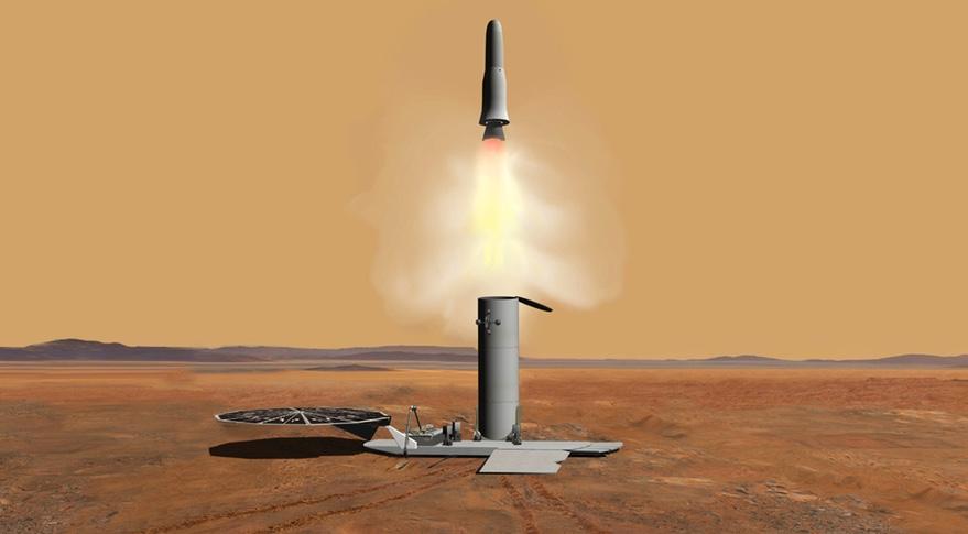 NASA και ESA θα συνεργαστούν για τον εντοπισμό ζωής στον Αρη