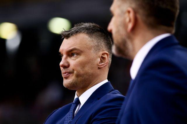 Αποτέλεσμα εικόνας για saras zalgiris coach 2018-19