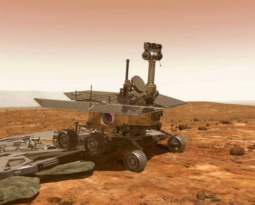Το Opportunity απειλείται από τεράστια αμμοθύελλα στον Άρη