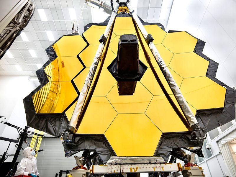 Νέα καθυστέρηση για το μεγάλο τηλεσκόπιο James Webb