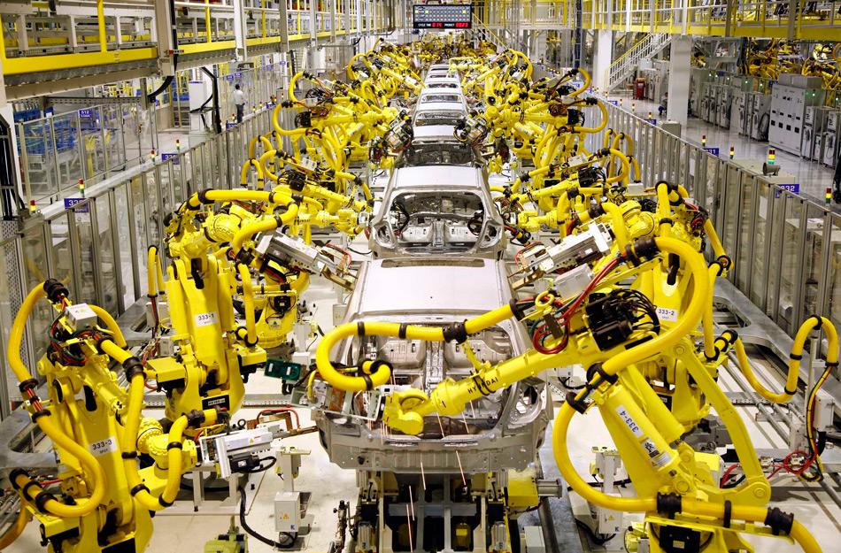 Η επέλαση των ρομπότ: Θα ξεπεράσουν τα τρία εκατομμύρια το 2020