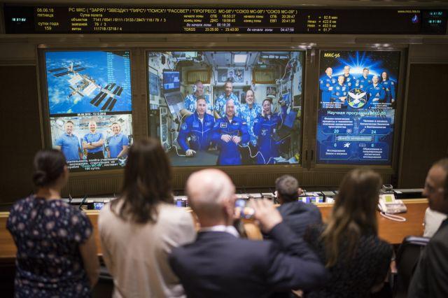 Συνεργασία Ρωσίας – Κίνας για το Διάστημα