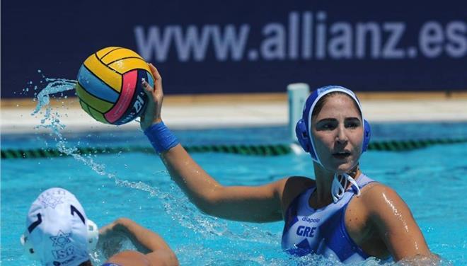 b8e4f2fc0ff9 Ευρωπαϊκό πρωτάθλημα πόλο   Ασημένιο μετάλλιο για την εθνική γυναικών