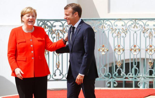 Μέρκελ: Ξεκάθαρη η δέσμευση όλων έναντι του ΝΑΤΟ
