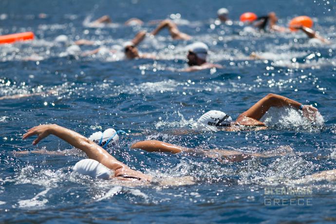 Μοναδικές στιγμές για 700 κολυμβητές στο Λιμένι