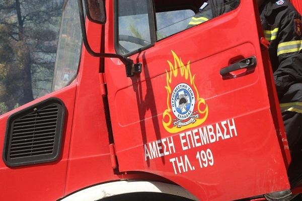 Απανθρακωμένη σορός εντοπίστηκε σε αυτοκίνητο στη Θεσσαλονίκη