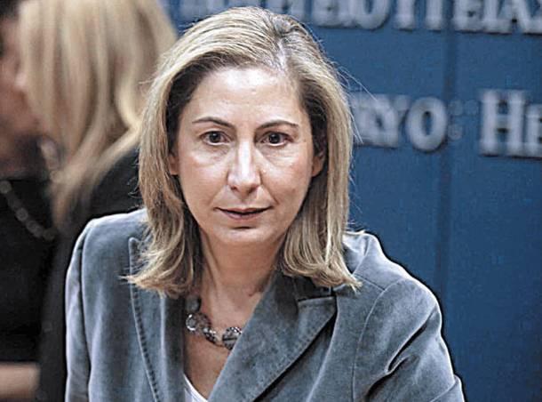 Μαριλίζα Ξενογιαννακοπούλου: Ποιά είναι η νέα υπουργός Διοικητικής  Ανασυγκρότησης | in.gr