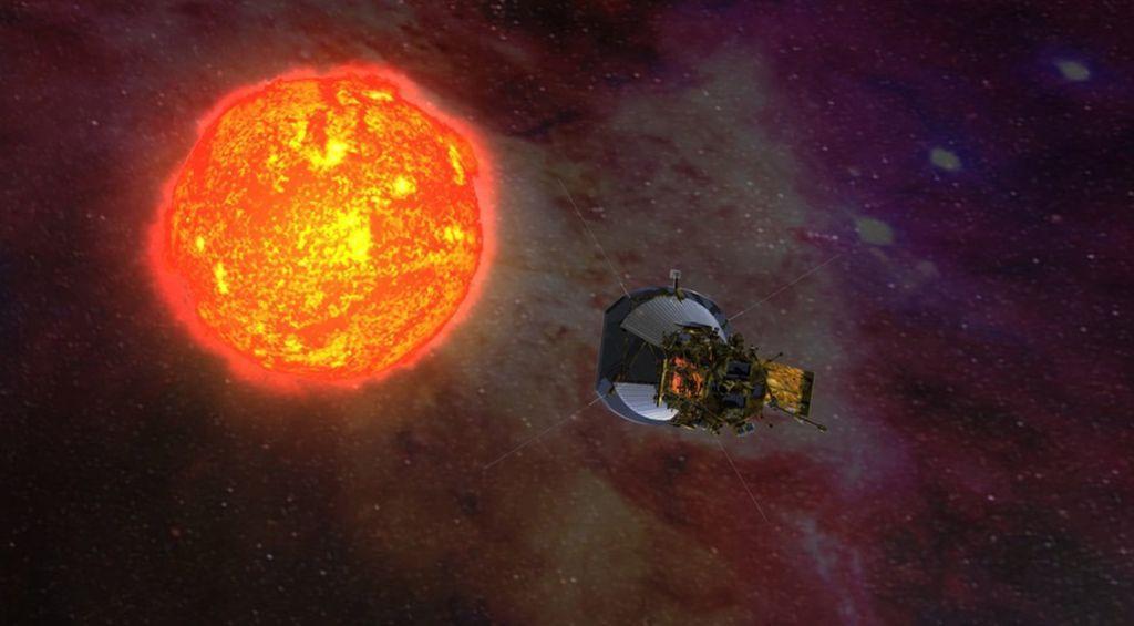 NASA: Το Solar Parker «αγγίζει» τον Ήλιο