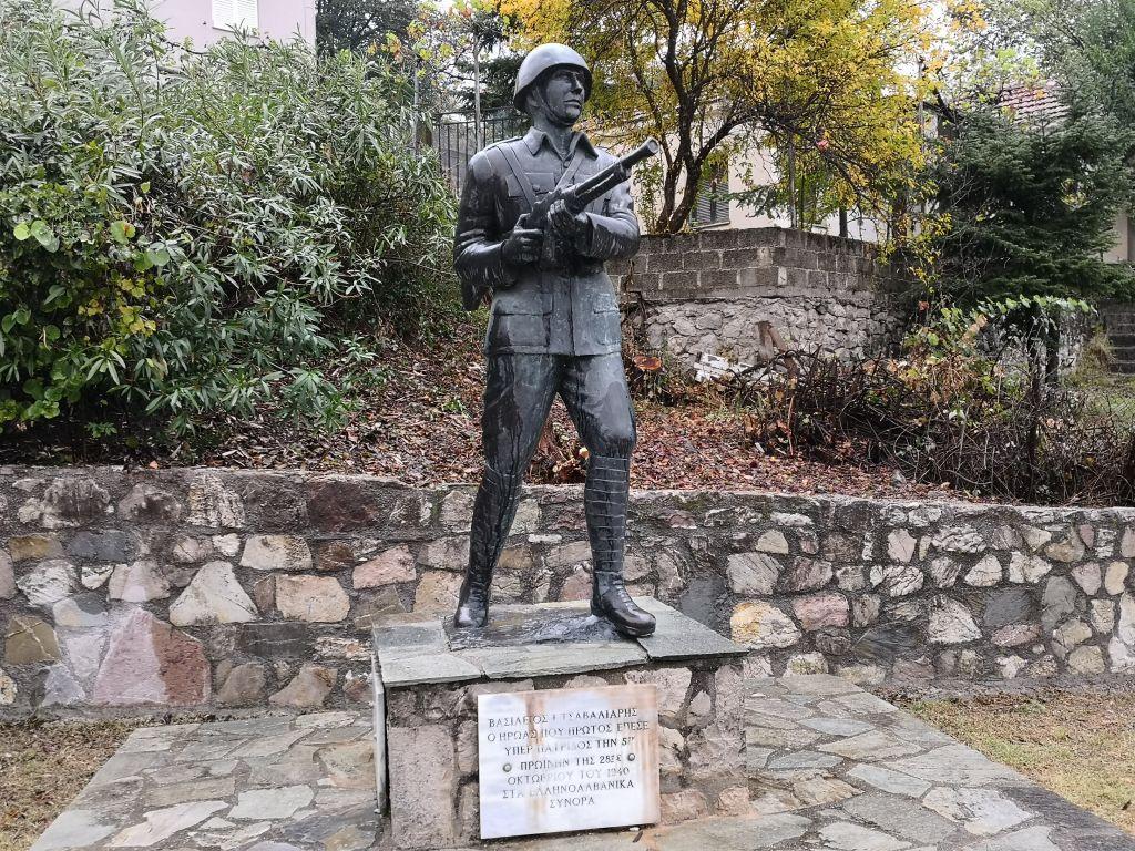 O πρώτος Έλληνας στρατιώτης που θυσιάστηκε το 1940   in.gr