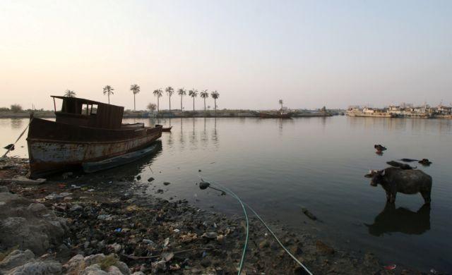 Βασόρα: Τους 110.000 έφτασε ο αριθμός των δηλητηριάσεων από μολυσμένο νερό