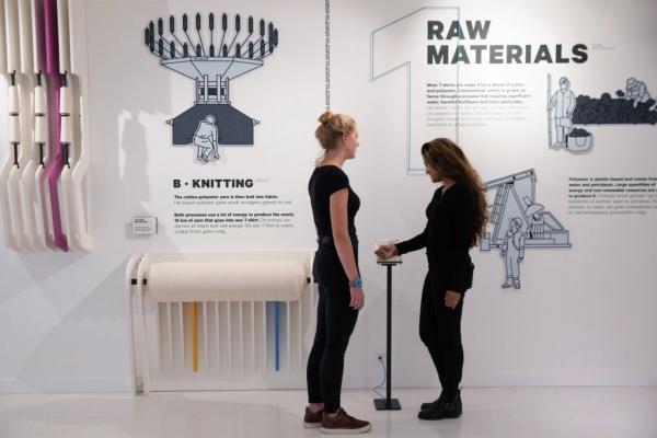 Το Fashion For Good είναι ένα διαδραστικό μουσείο που στοχεύει να διδάξει  στους επισκέπτες τις καινοτομίες στη βιομηχανία της μόδας και της ... f7e144fec9b