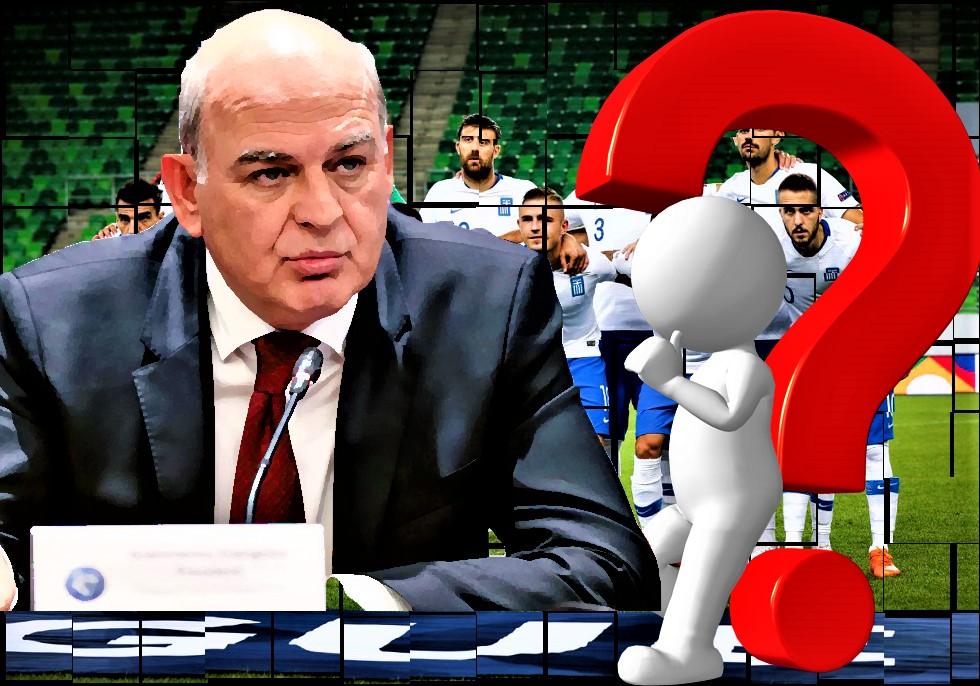 Και σε άλλον Έλληνα προπονητή πήγε η ΕΠΟ, για την Εθνική ομάδα!